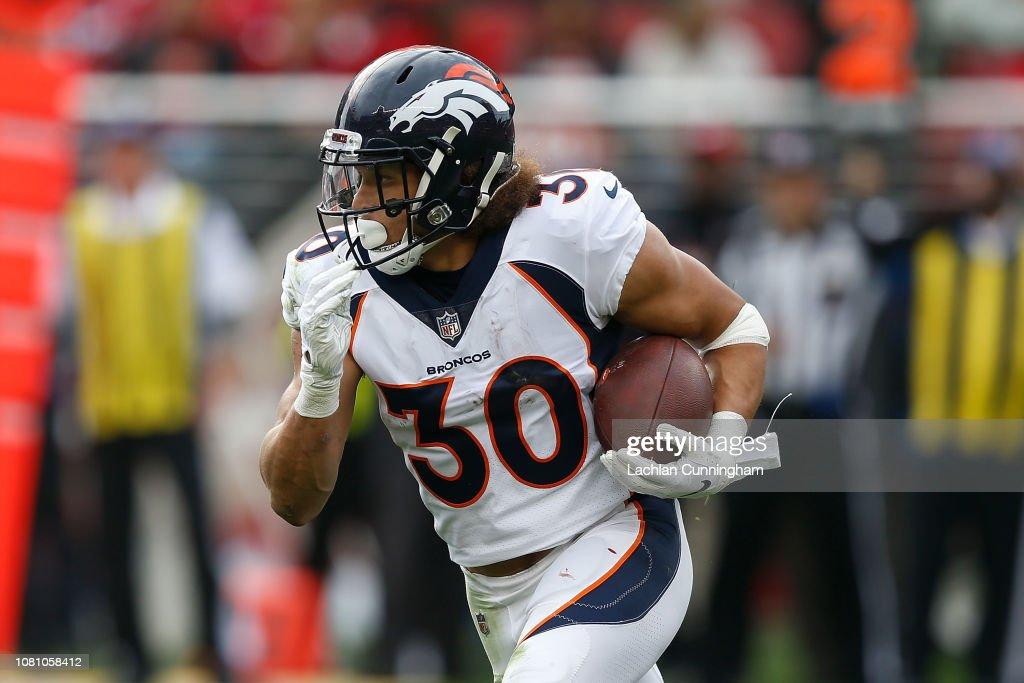 Denver Broncos v San Francisco 49ers : Fotografia de notícias
