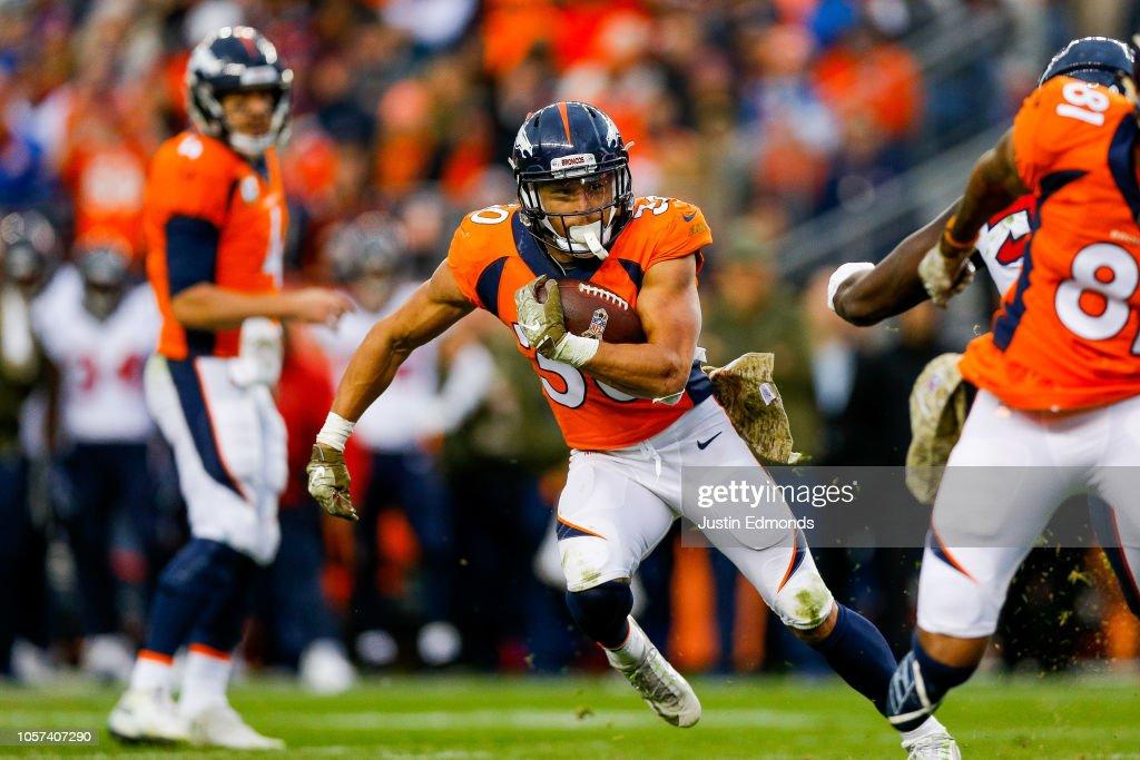 Houston Texans v Denver Broncos : News Photo