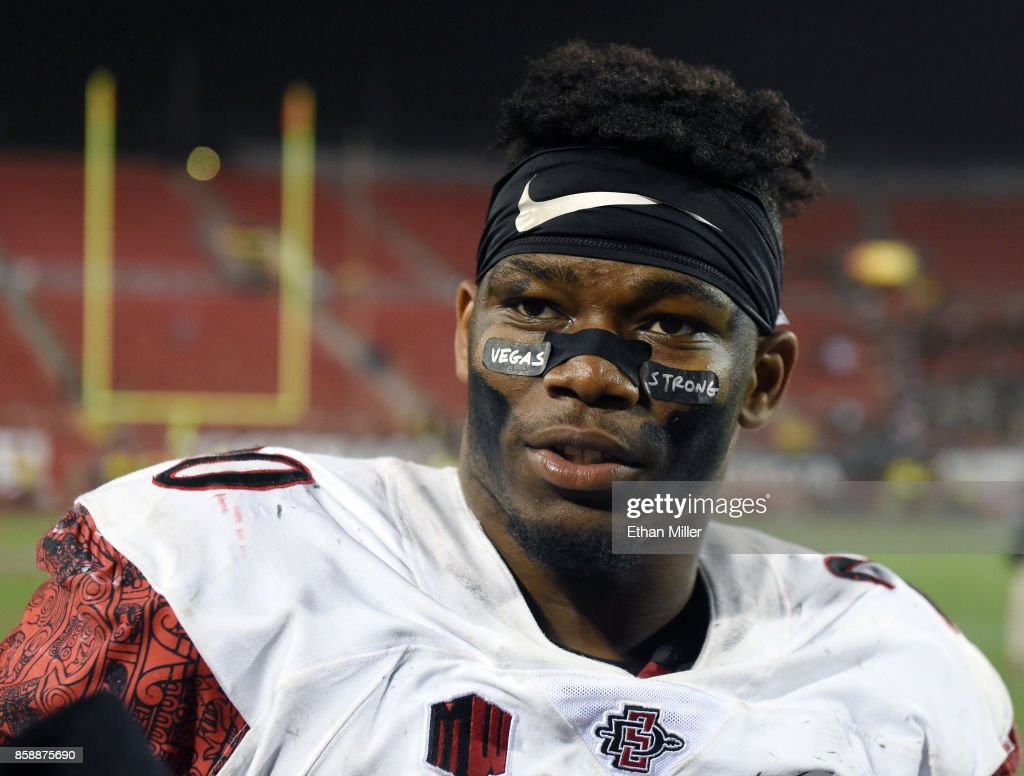 San Diego State v UNLV : News Photo