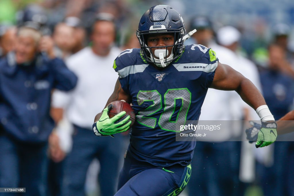 Cincinnati Bengals v Seattle Seahawks : News Photo