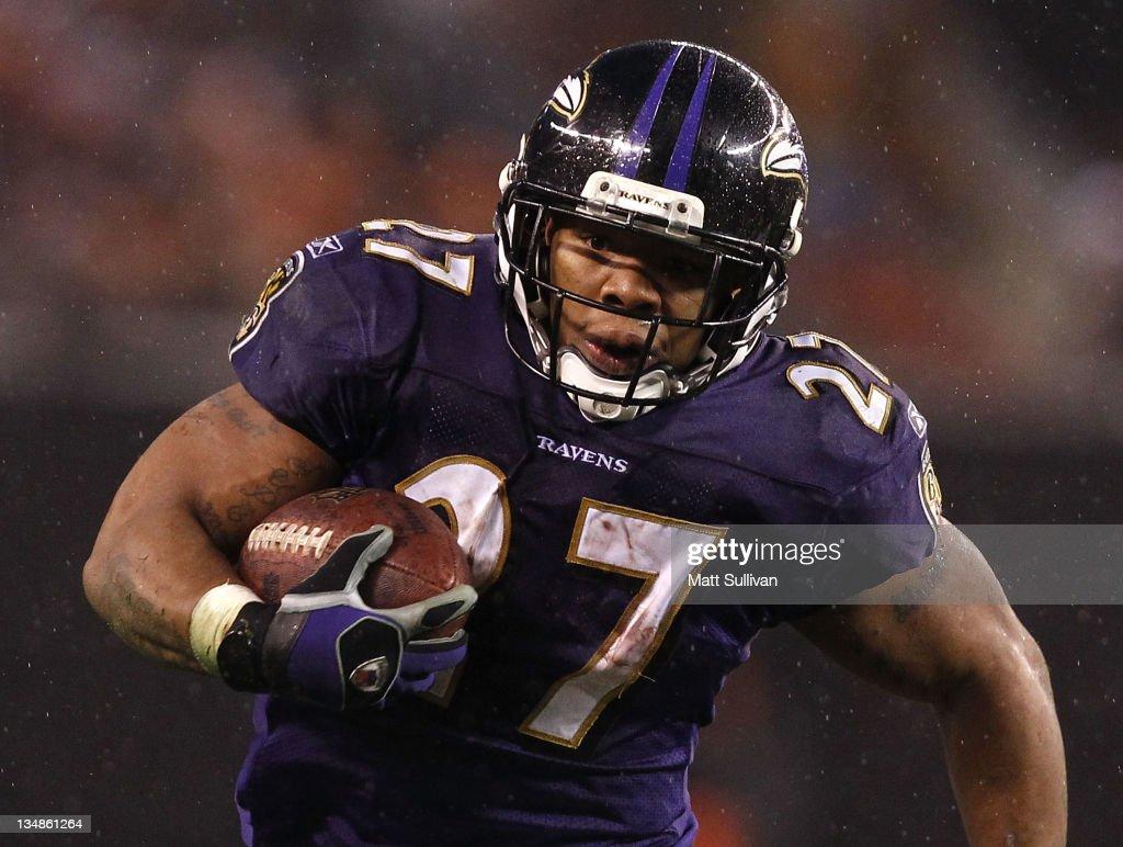 Baltimore Ravens v Cleveland Browns : ニュース写真