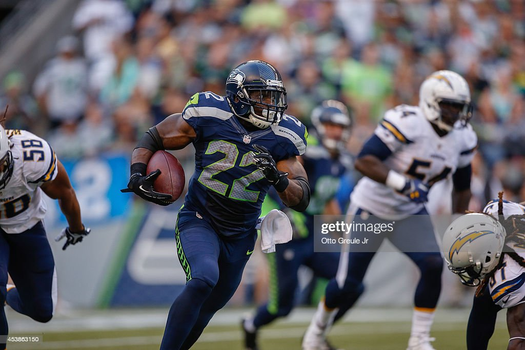 San Diego Chargers v Seattle Seahawks : News Photo