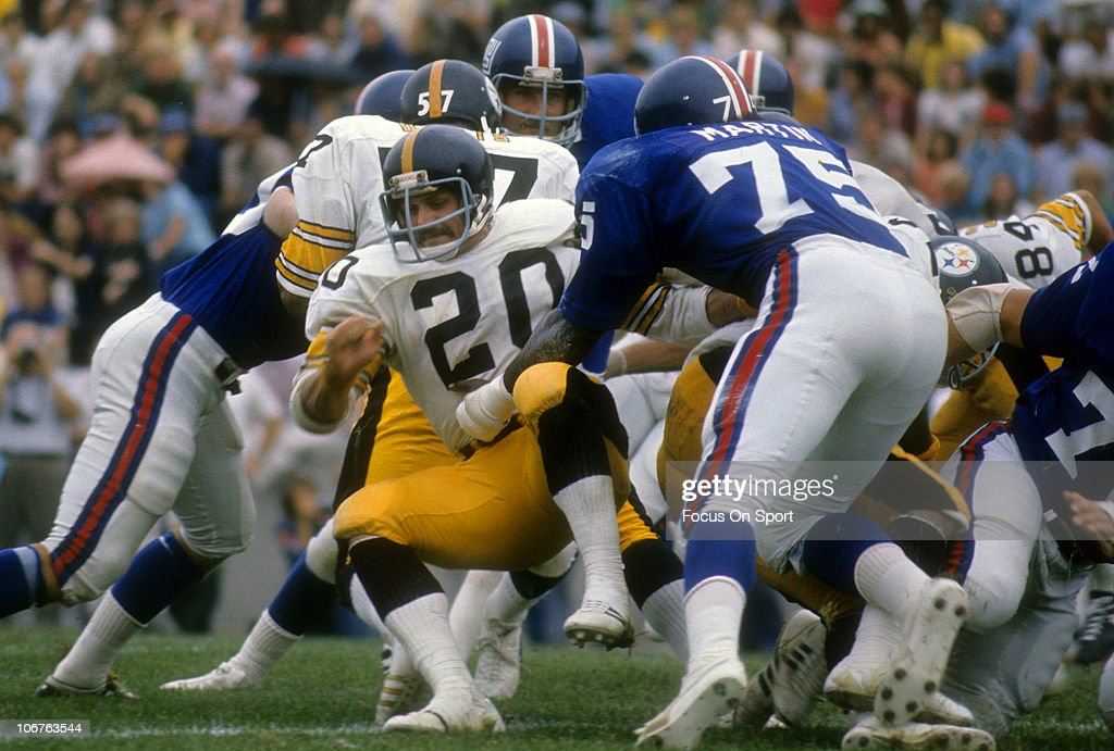 Pittsburgh Steelers v New York Giants : News Photo