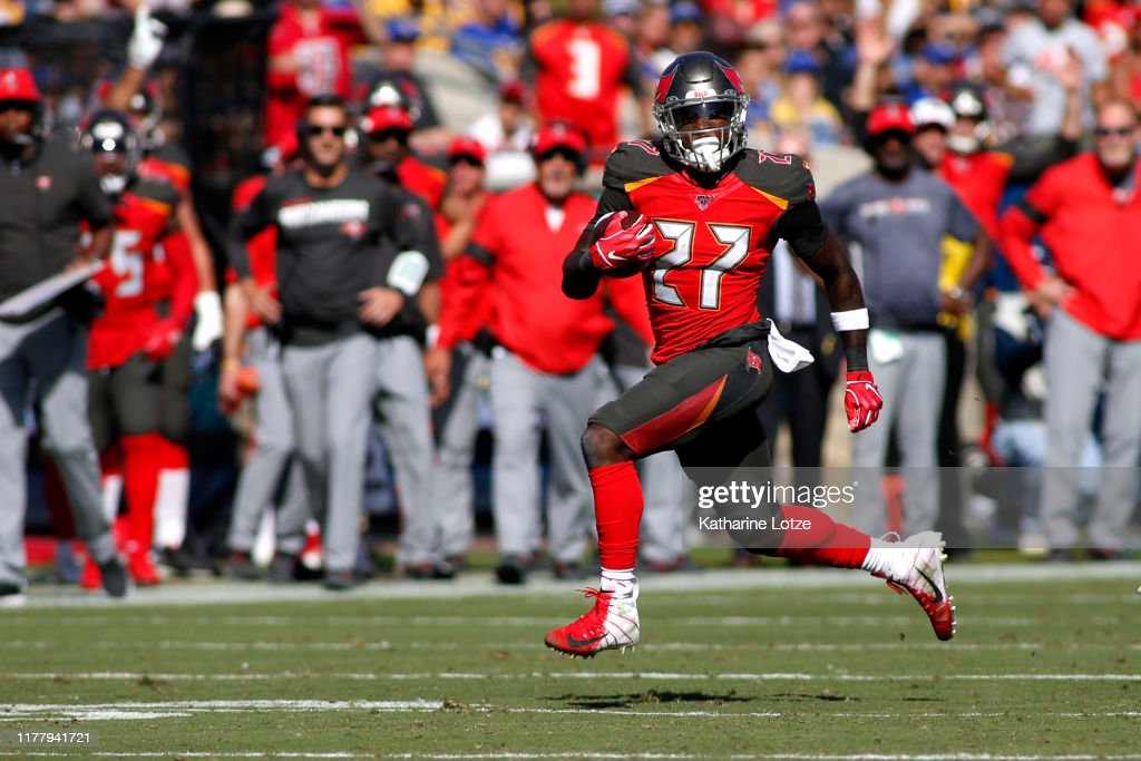 Tampa Bay Buccaneers v Los Angeles Rams : News Photo