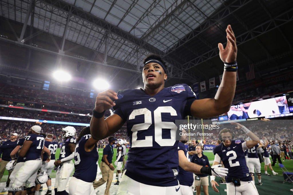 PlayStation Fiesta Bowl - Penn State v Washington : News Photo