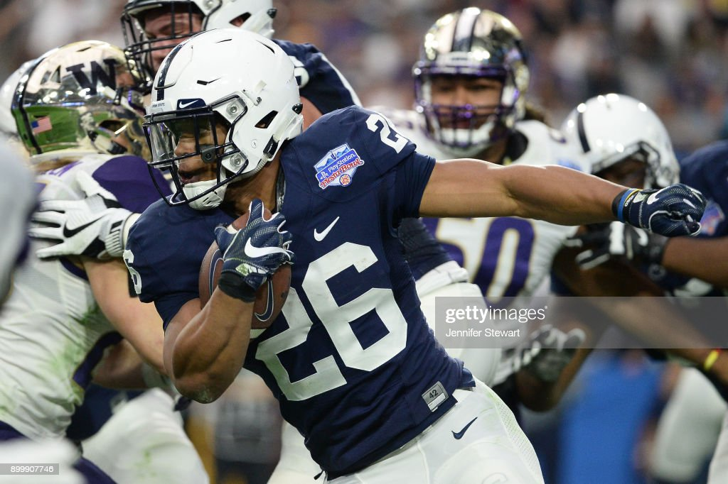 PlayStation Fiesta Bowl - Penn State v Washington