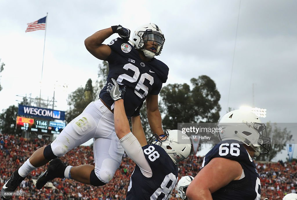 Rose Bowl Game presented by Northwestern Mutual - USC v Penn State : News Photo