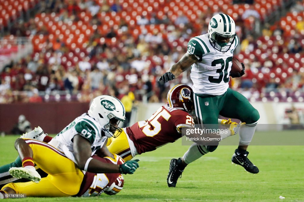 New York Jets v Washington Redskins