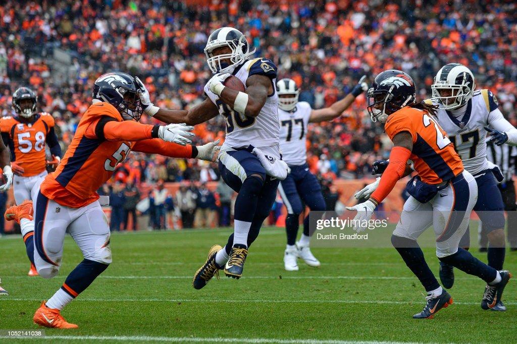 Los Angeles Rams v Denver Broncos : Nachrichtenfoto