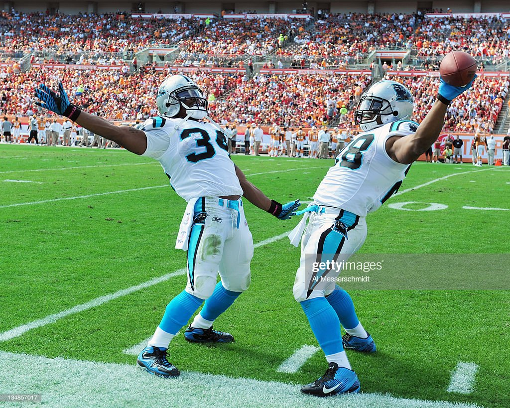 Carolina Panthers v Tampa Bay Buccaneers