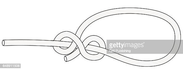 Astounding Running Bowline Knot Pulled Tight Around An Object To Hold It In Wiring Database Ilarigelartorg