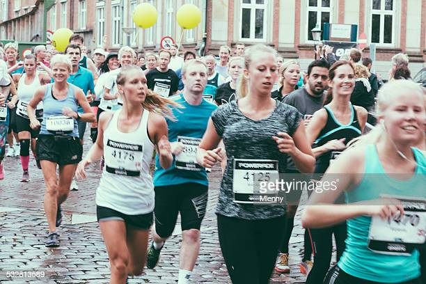 Running Copenhagen Half Marathon Denmark