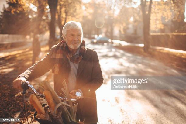 running errands on my bike - a fall from grace stock pictures, royalty-free photos & images