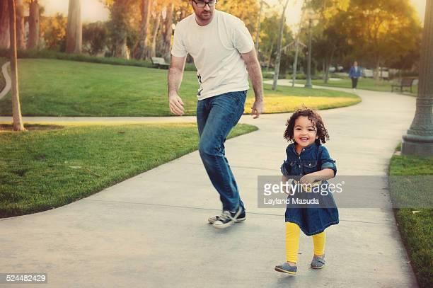 Running From Daddy