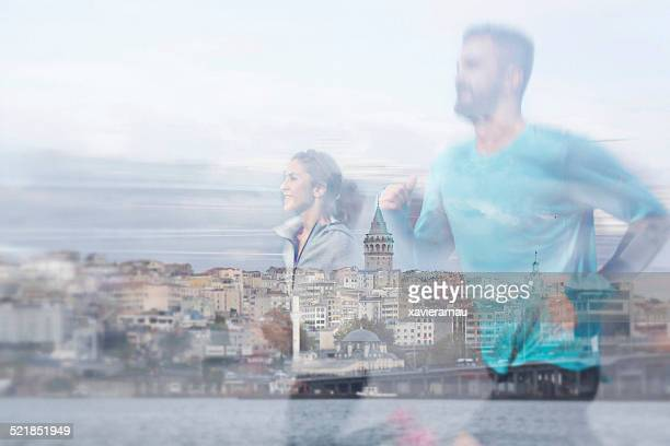 Running in Istanbul