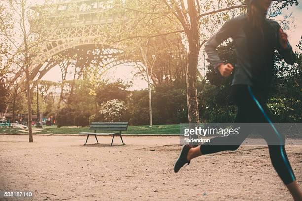 Course à Paris
