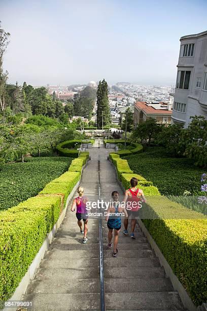 Running in San Francisco