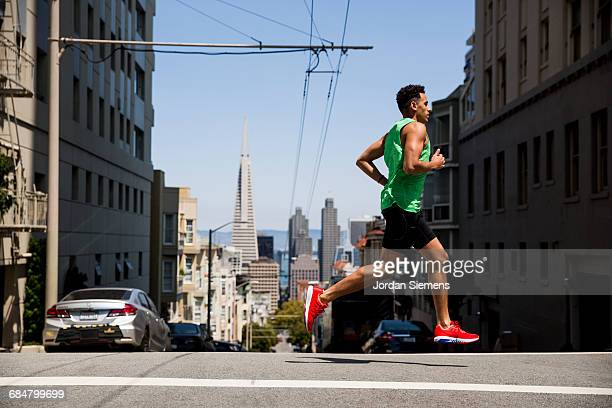 Running in San Francisco