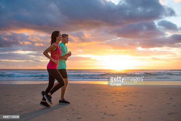 Running is their way of life