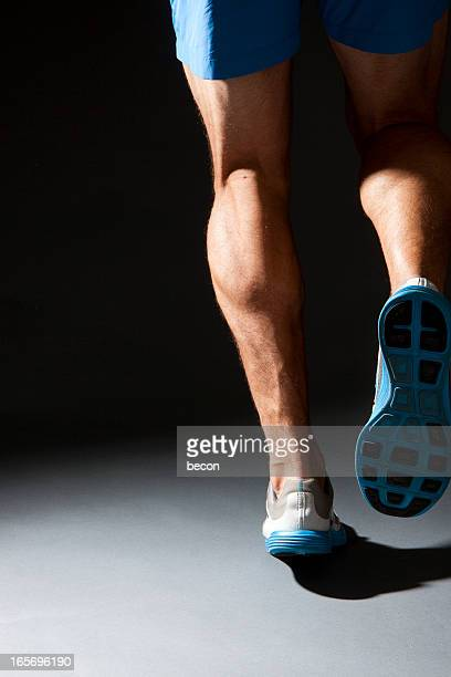 running man - calf stock pictures, royalty-free photos & images