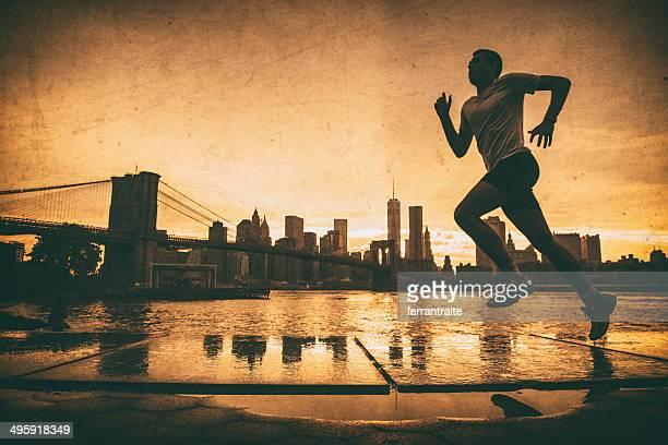 Running New York City