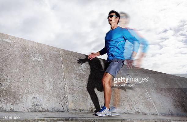 Running auf Adrenalin