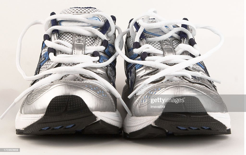 Running shoes : Stock Photo