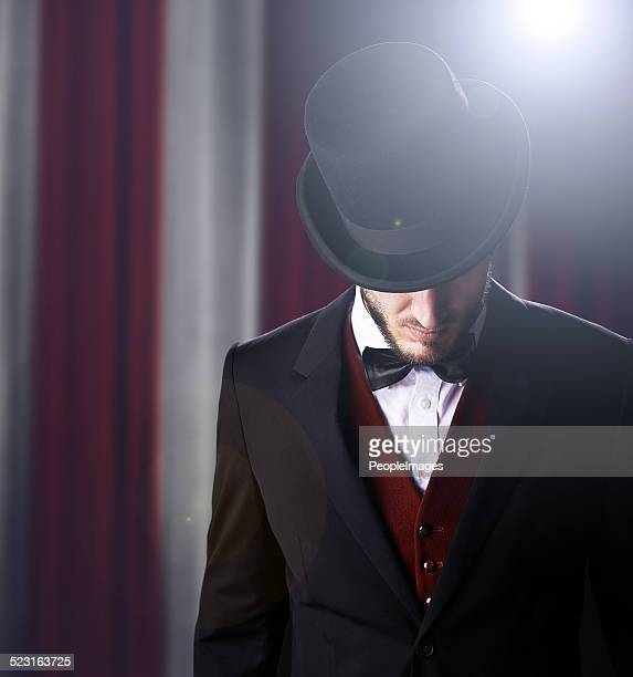 running the show - top hat stock pictures, royalty-free photos & images