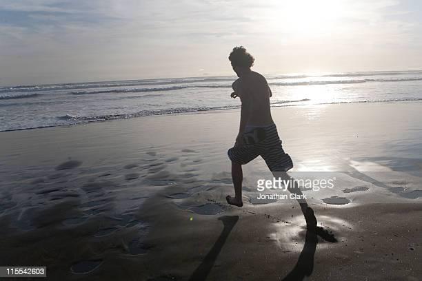 Running to water