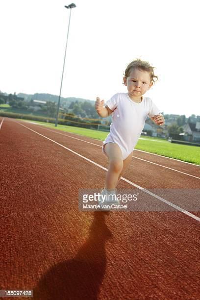 Running Track Baby