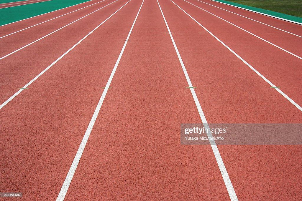 Running Track : Stock Photo