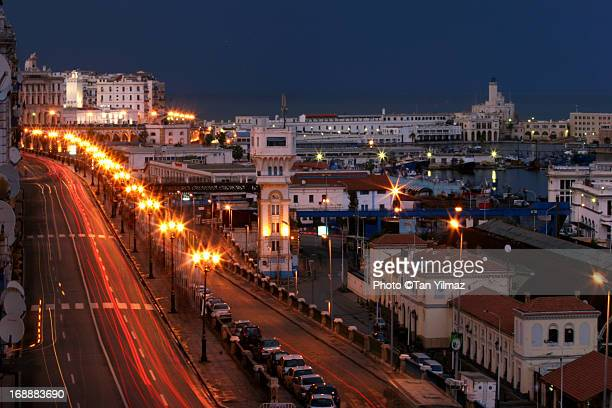 running up that hill - algiers algeria stock pictures, royalty-free photos & images
