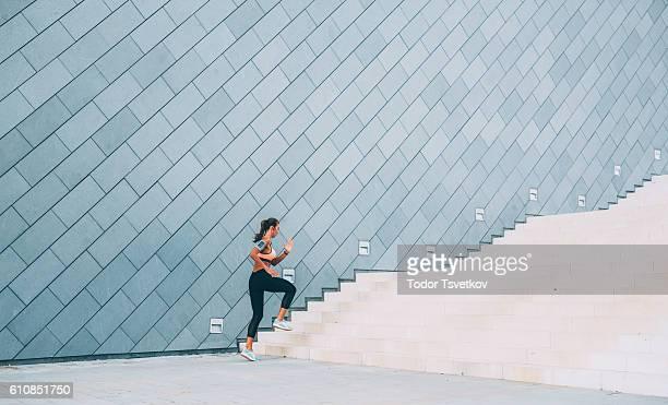 Funcionamiento de la escalera.