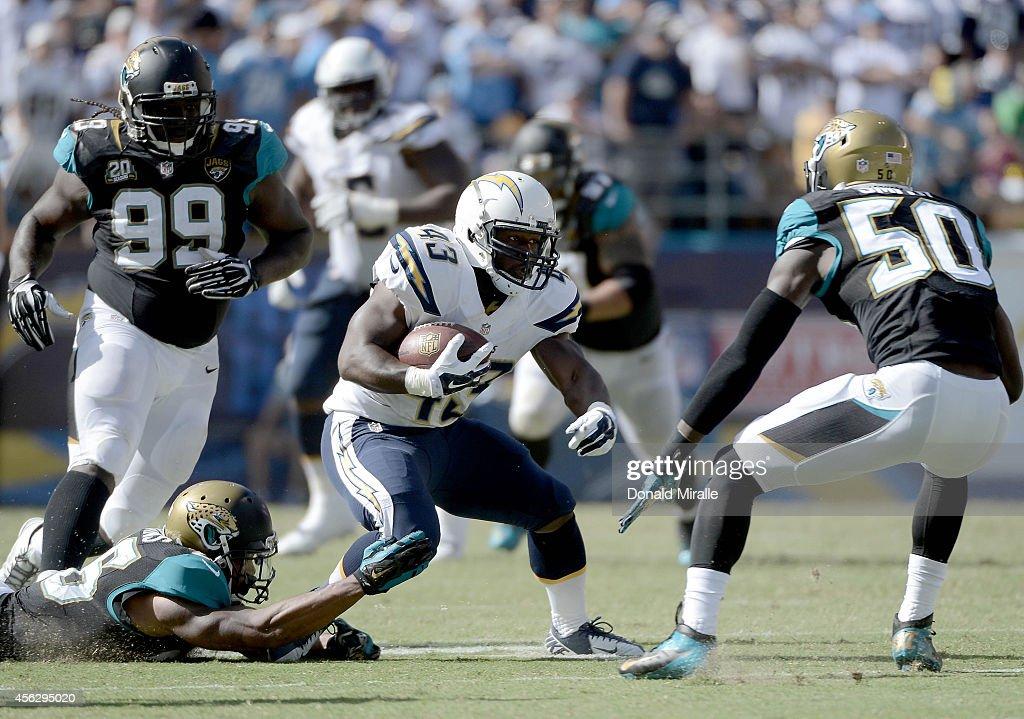 Jacksonville Jaguars v San Diego Chargers : News Photo
