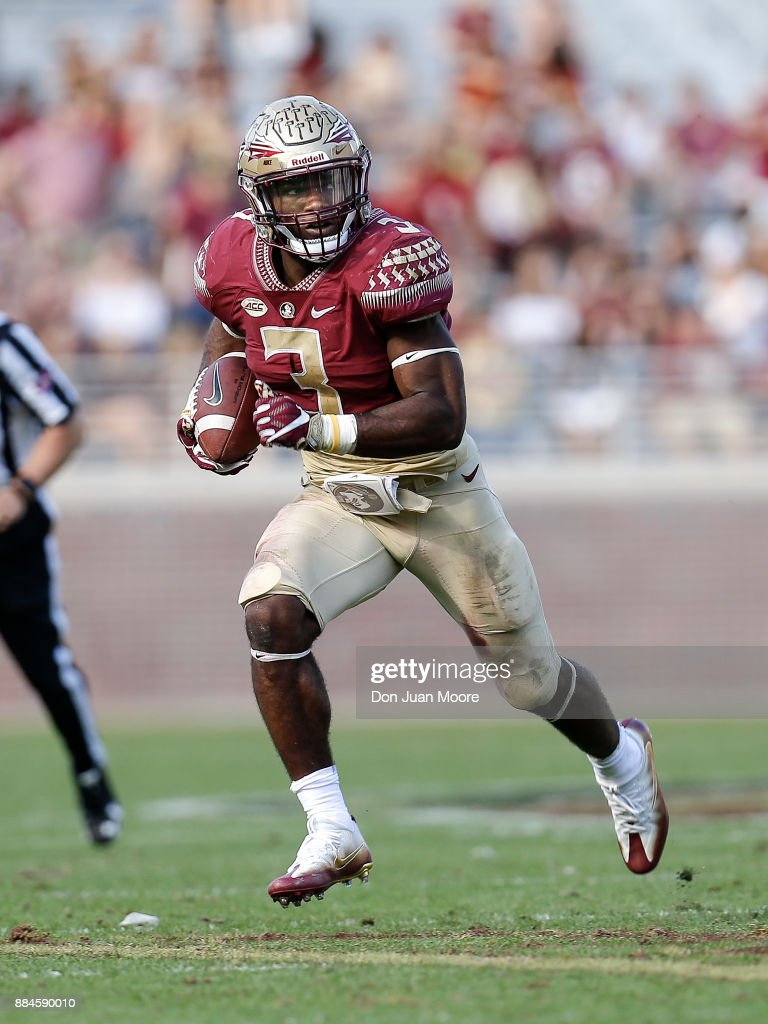 Louisiana Monroe v Florida State : News Photo