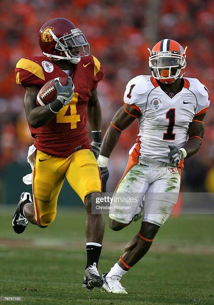 Rose Bowl - Illinois v USC