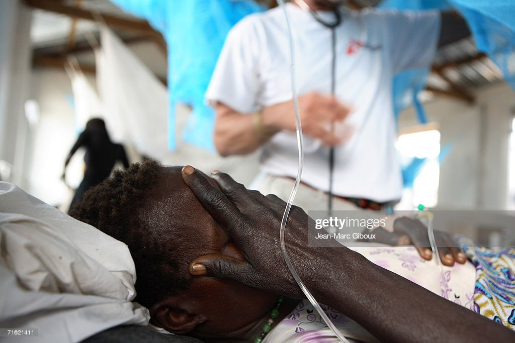 Living with Aids in Uganda : News Photo