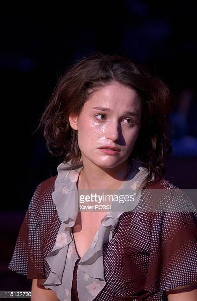 Runthrough of Terry Johnson's play Hysteria directed by John Malkovich starring Pierre Vaneck Marie Gillain and Vincent Elbaz at Robert Hossein's...