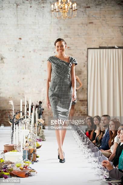 "Runway Dinner Party"" Episode 203 -- Pictured: Team Naomi?s modeltestant Felisa Wiley --"