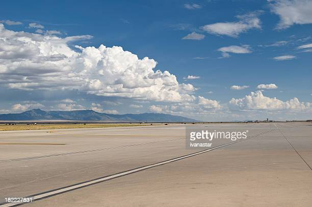 runway - airport runway stock pictures, royalty-free photos & images