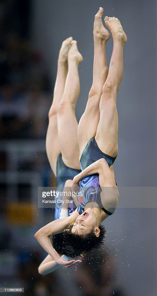 OLYMPICS - DIVING : News Photo