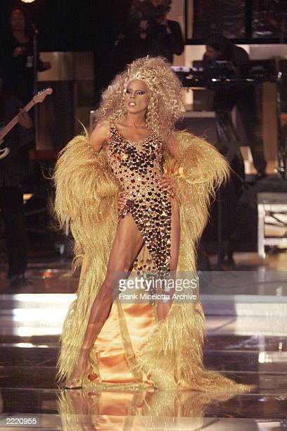 Tribute to Diana Ross held at the theatre in Madison Square Garden on April 9 2000 in NYC Photo Frank Micelotta/ImageDirect