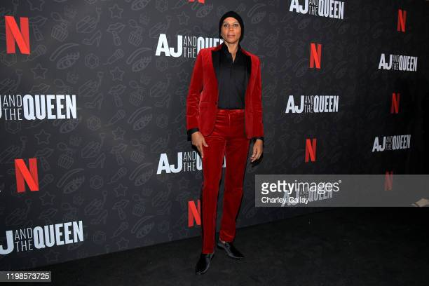 RuPaul attends Netflix's 'AJ and the Queen' Season One Premiere at the Egyptian Theatre on January 09 2020 in Hollywood California