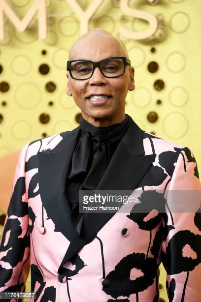 RuPaul attends the 71st Emmy Awards at Microsoft Theater on September 22 2019 in Los Angeles California