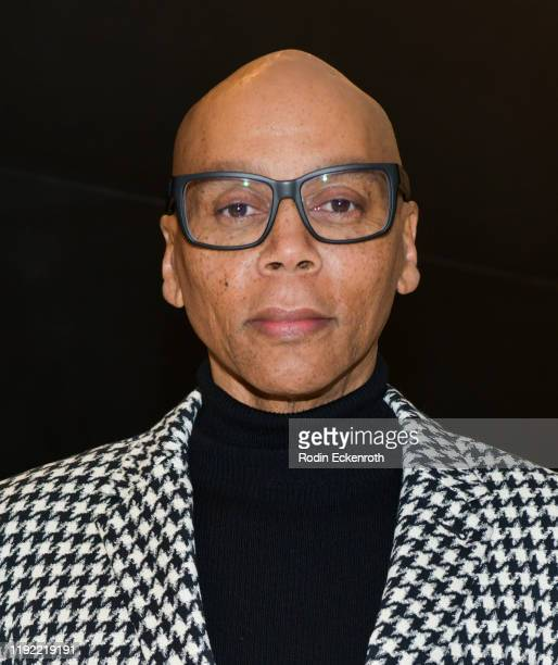 """RuPaul attends the Los Angeles Special Screening of """"Stonewall Outloud"""" at Ray Kurtzman Theater on December 05, 2019 in Los Angeles, California."""