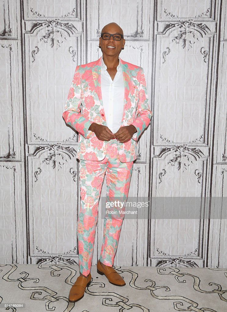 RuPaul Charles attends AOL Build Speakers Series - RuPaul, 'RuPaul's Drag Race' at AOL Studios In New York on March 7, 2016 in New York City.