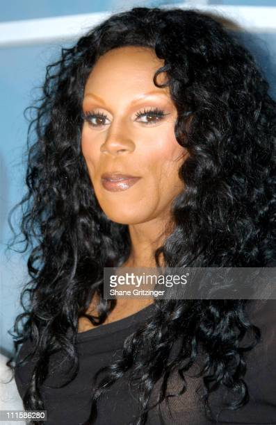 RuPaul during First Annual Dance Music Hall of Fame Awards Ceremony at Spirit Nightclub in New York City NY United States