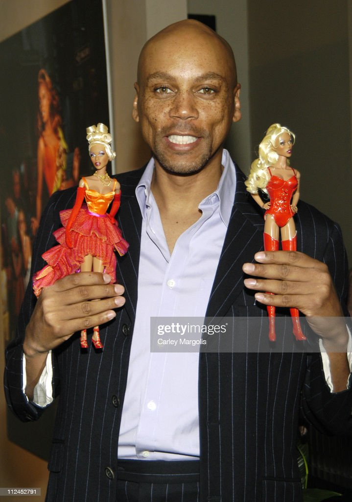 RuPaul Launches His Doll Created By Jason Wu