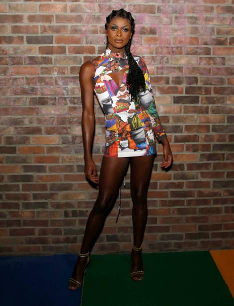 NV: RuPaul's Drag Race Winner Symone Hosts The Garden Las Vegas' One Year Anniversary Party