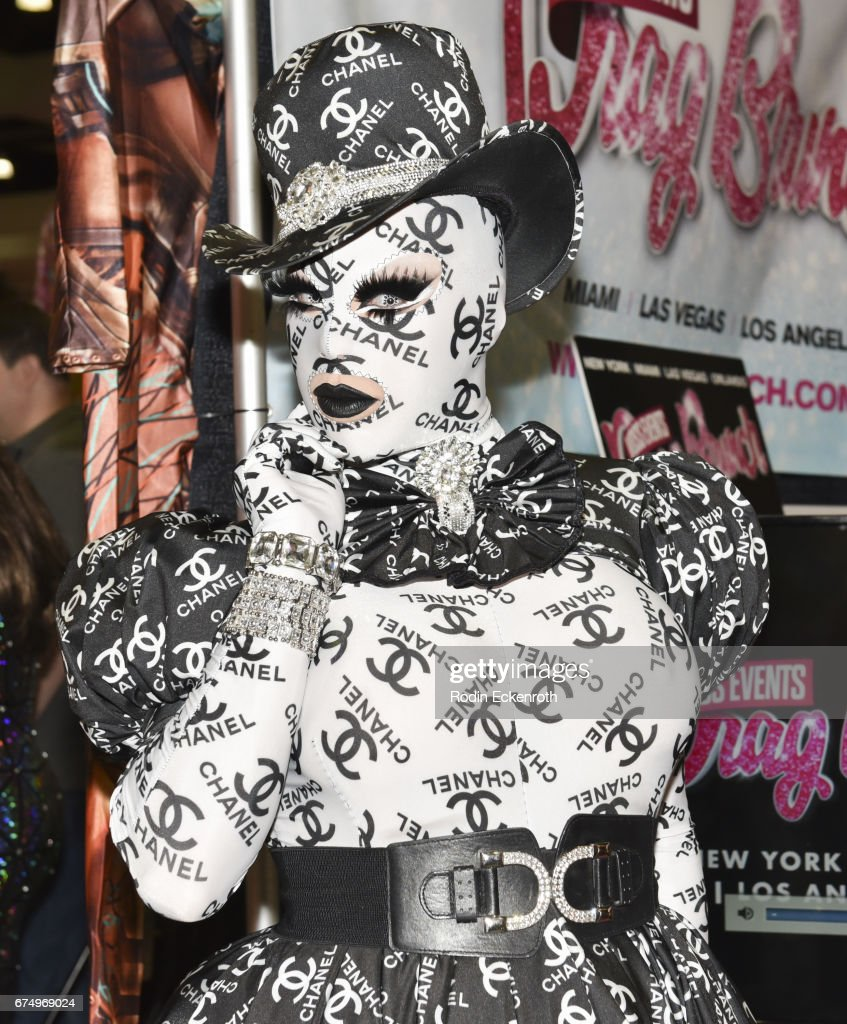3rd Annual RuPaul's DragCon - Day 1 : News Photo